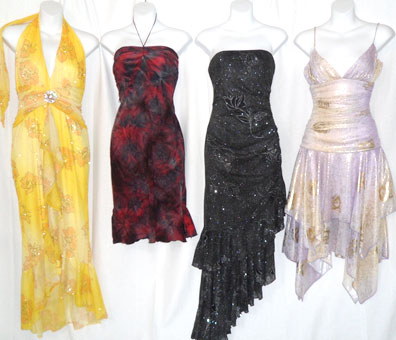20 pieces of Brand New Women's Fashion Dresses at closeout price. - $140